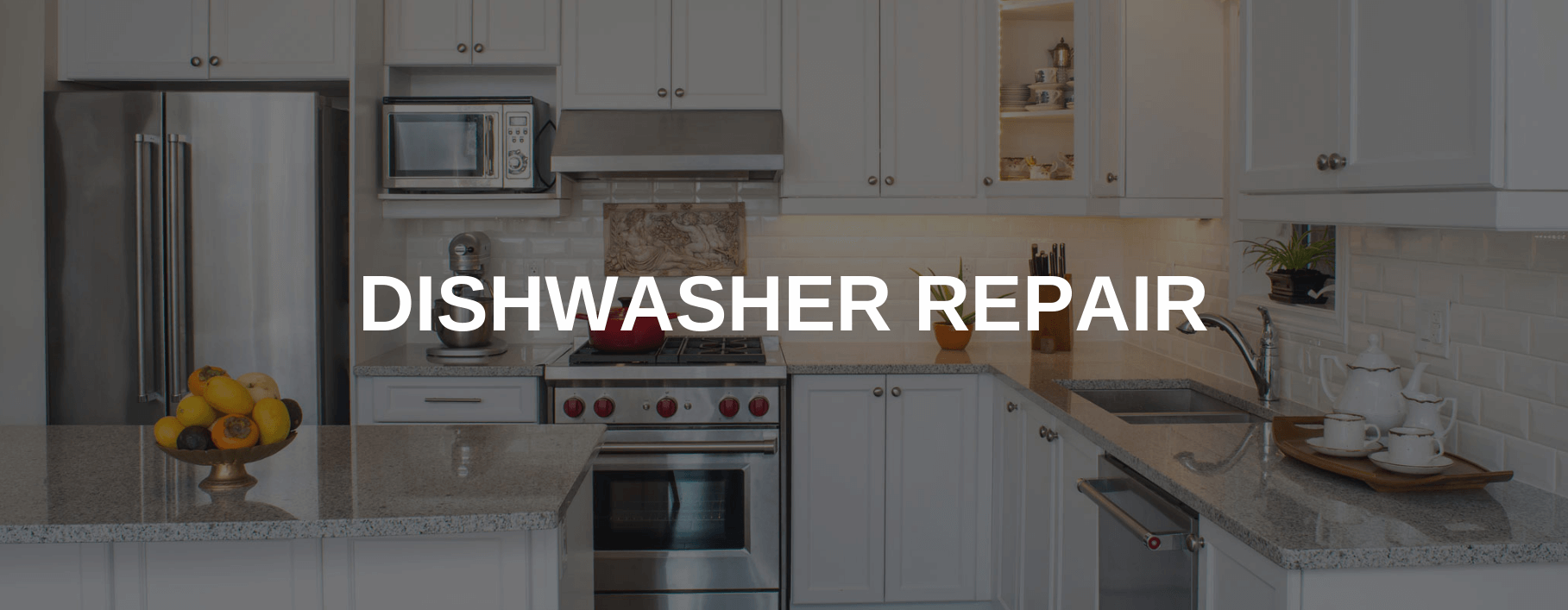 dishwasher repair la mesa