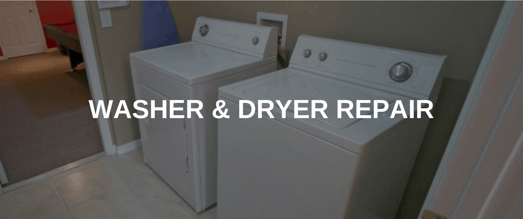 washing machine repair la mesa
